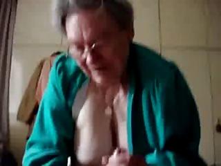 Free HD Granny Tube Handjob