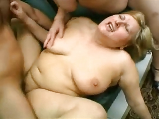 Europemature huge breasts solo action footage 6