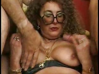 French granny christiane gonod fisting mix