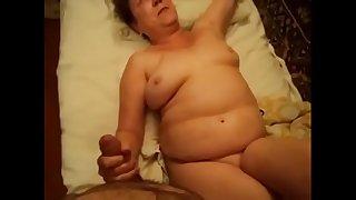 POV nude granny boy nice..