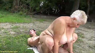 busty 69 years old bbw..