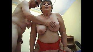 78 years old Grandma Libby..