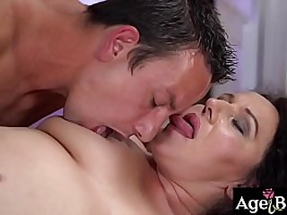A deep cock pounding for..