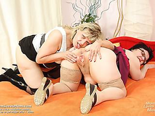 Amateur grannies perverse..